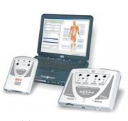 Cardiograph,  doppler,  encephalograph,  miograph,  rheograph,  Rishmond