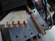 20-14-508   Dovetail machine BROOKMAN  (used)