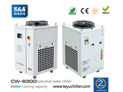 S&A recirculating water chiller for laser 3d printers