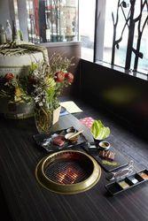 Unique Tatami Dining Area at Shou Sumiyaki