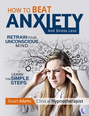 Hypnosis therapy for Anxiety Sydney