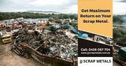 Know The Current Scrap Metal Prices in Melbourne: Call Today