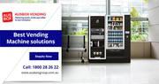 The Next-Generation Touchscreen Vending Machine