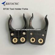 BT30 Plastic Tool Holder Fork Finger Clips for CNC Machines