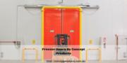 Superior High-Speed Doors & Freezer Doors