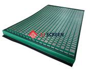 Replacement PWP Shaker Screen for Derrick 500 Series Shale Shaker