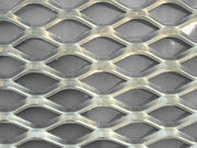 Raised Expanded Metal Has Skid-resistance Surface