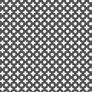 Decorative Perforated Mesh With Various Patterns