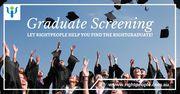Pre-employment Test for Graduate Screening