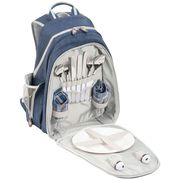 Promotional Trekk™ Compact Two Person Picnic Backpack