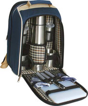 Branded Picnic Bag Set - Personalised Thermo Picnic Pack