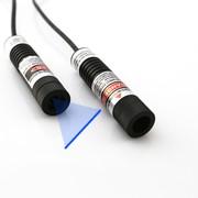 Increasing Stability of Berlinlasers Blue Laser Line Generator