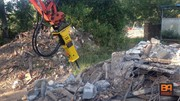 BAEG Features Hydraulic Concrete Breaking Hammers