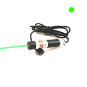 Rapid Projecting Berlinlasers Green Laser Diode Module 200mW