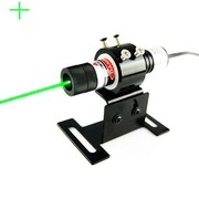 APC Driving Berlinlasers High Power Green Cross Laser Alignment