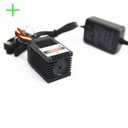 Different Fan Angles 200mW Green Cross Line Laser Module