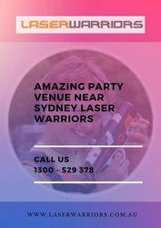 Amazing Party Venue Near Sydney