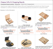 Personalised Cheese Gifts & Chopping Boards | Wood Cheese Boards