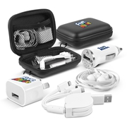 Personalised Boost Charging Kit | Promotional USB Car Chargers