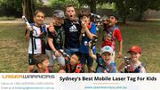 Sydney Mobile Laser Tag For Kids